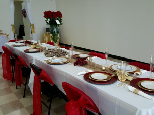 Holiday parties in Vallejo