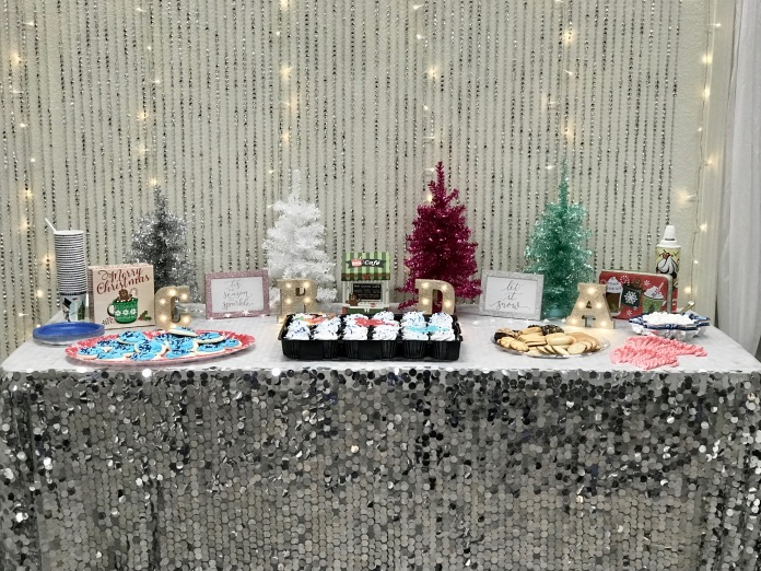 Holiday event space rental in Vallejo