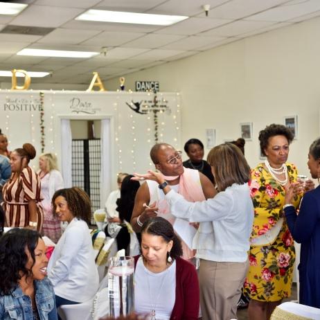 The Glow Up Women's Empowerment Brunch